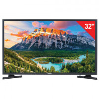 "Телевизор SAMSUNG 32"" (81,2 см) 32N5000, LED, 1920x1080 Full HD, 16:9, 100 Гц, HDMI, USB, черный, 5,6 кг"