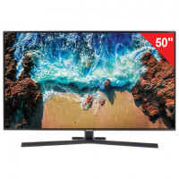 "Телевизор SAMSUNG 50"" (127 см) 50NU7400, LED, 3840x2160 UHD, Smart TV, Wi-Fi, HDMI, USB, черный, 21 кг"
