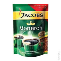Кофе Jacobs Monarch растворимый 150г пакет