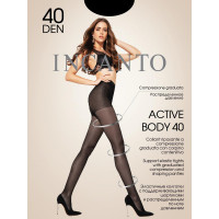 Колготки жен INCANTO Active Body 40 nero 4 6944944009337