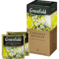 Чай Greenfield CAMOMILE MEADOW травяной 25пак 0523-10,493164