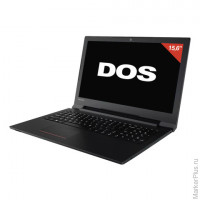 "Ноутбук LENOVO V110-15ISK, 15,6"", INTEL Core i3-6006U 2 ГГц, 4 ГБ, 500 ГБ, Intel HD, DVD, DOS, черны"