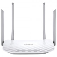 Маршрутизатор TP-LINK Archer A5, 5x100Мбит, Wi-Fi 2,4+5 ГГц 802.11ac, 300+867 Мбит