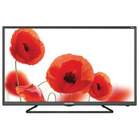 Телевизор TELEFUNKEN 32''(80 см) TF-LED32S52T2S,1366x768, HD Ready, Smart TV, WiFi, 50 Гц, 2HDMI, USB, черный