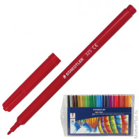 "Фломастеры STAEDTLER (Штедлер) ""Noris Club"", 24 цвета, 325 WP24"