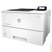 Принтер лазерный HP LaserJet Enterprise M506dn А4 43стр/мин 150000стр/мес ДУПЛЕКС с/к (без каб USB)