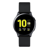 Смарт-часы Samsung Galaxy Watch Active2 40 mm, 1.2, лакрица, SM-R830NZKASER