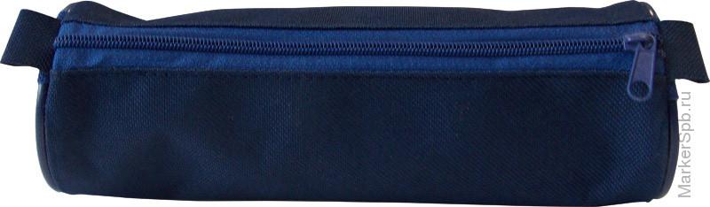 Купить пенал-тубус 185*65 синий, ткань по цене 65,78 руб. в интернет магазине Marker