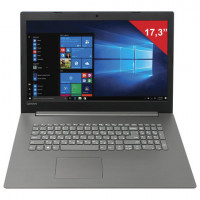 "Ноутбук LENOVO V320-17IKB 17,3"", INTEL Core I3-7020U 2,3 ГГц, 4 ГБ, 500 ГБ, DVD, Windows 10 Home, черный, 81CN000YRU"