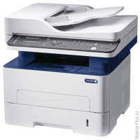 МФУ лазерное XEROX WorkCentre 3215NI (пр,коп,ск,факс)А4 26с/мин 30000с/мес Wi-Fi с/к(кабUSB в компл)