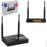 Маршрутизатор-ADSL ZYXEL Keenetic DSL, 1RJ11, 4 LAN, 2 USB, 10/100 Мбит/с, WI-FI802.11n, 300 Мбит/с,