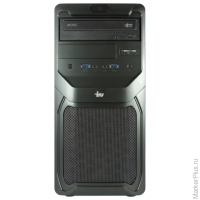 Системный блок IRU Office 510 MT INTEL Core-i5 4460, 3,2 ГГц, 4 Гб, 500 Гб, DVD-RW, Windows 7 Pro, ч