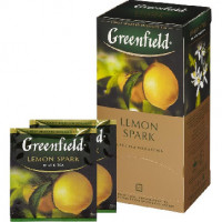 Чай Greenfield Lemon Spark черный фольгир.25пак/уп 0711-10,172699