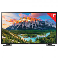 "Телевизор SAMSUNG 49"" (124,5 см) 49N5000, LED, 1920x1080 Full HD, 16:9,100 Гц, HDMI, USB, черный, 14 кг"