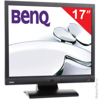 "Монитор LED 17"" (43 см) BENQ BL702A (9H.LARLB.Q8E), 1280x1024, TN, 5:4, 250 cd, 5 ms, черный"