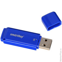 "Память Smart Buy ""Dock"" 32GB, USB 2.0 Flash Drive, синий"