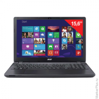 "Ноутбук ACER Extensa, 15,6"", INTEL Core i3-4005U, 1,7 ГГц, 4 Гб, 500 Гб, GF940M, DVD-RW, Windows 8.1, черный, EX2511G-33W5, NX.EF7ER.006"