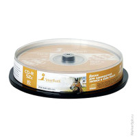 Диск CD-R 700Mb Smart Track 52x Cake Box (10шт)