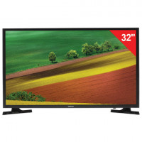 "Телевизор SAMSUNG 32"" (81,2 см) 32N4500, LED, 1366x768 HD, Smart TV, Wi-Fi, HDMI, USB,"